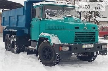 КрАЗ 6510 1991 в Новоднестровске