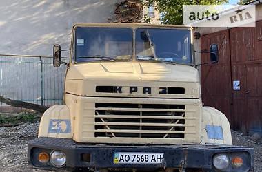 КрАЗ 6510 1993 в Ужгороді