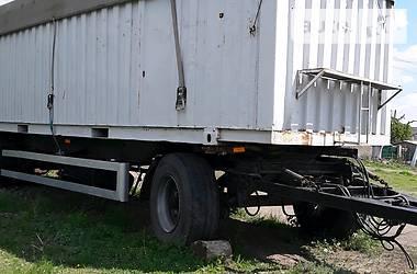 Krone AZW 2002 в Сарате