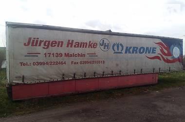 Krone SAF 2001 в Ивано-Франковске
