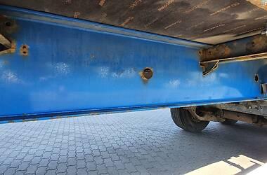 Тентованный борт (штора) - прицеп Krone SAF 2007 в Луцке