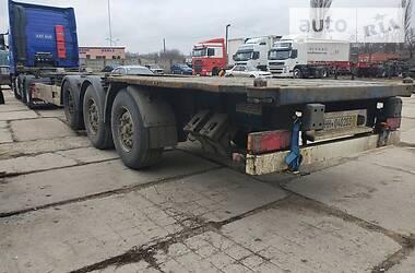 Контейнеровоз полуприцеп Krone SD 27 2002 в Одессе