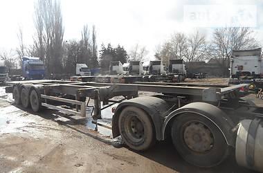 Контейнеровоз полуприцеп Krone SDC 27 1998 в Одессе