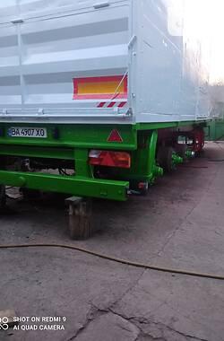 Зерновоз - полуприцеп Krone SDP 24 1992 в Александрие