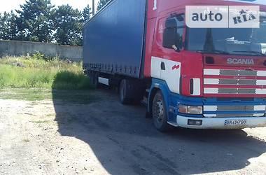 Krone SDP 27 2001 в Долинской