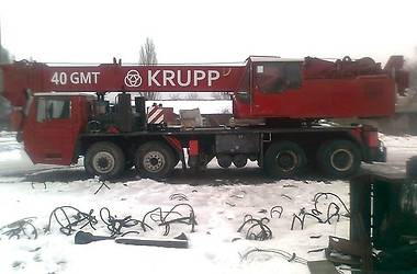 Krupp GMT 1988 в Запорожье