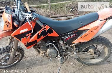KTM 640 2007 в Славському