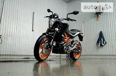 KTM Duke KTM DUKE 390 2015