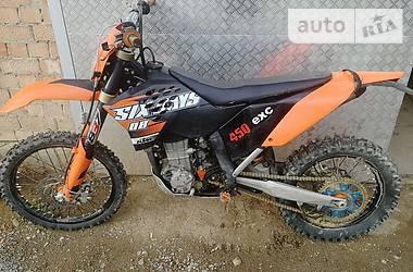 KTM EXC 450 2009 в Косові