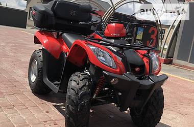 Квадроцикл  утилитарный Kymco MXU 2015 в Жашкове