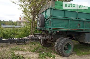 Самоскид причіп КЗАП 8140 1989 в Полонному