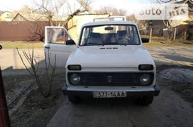 Lada 4x4 1992 в Никополе