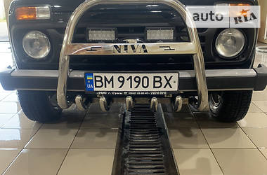 Lada 4x4 2019 в Ромнах