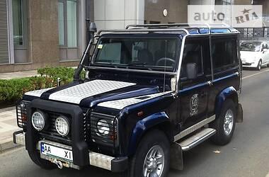 Внедорожник / Кроссовер Land Rover Defender 2002 в Киеве