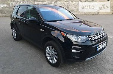 Land Rover Discovery Sport 2016 в Дубно