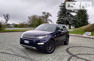 Land Rover Discovery Sport 2015 в Дубно