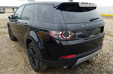 Внедорожник / Кроссовер Land Rover Discovery Sport 2016 в Киеве