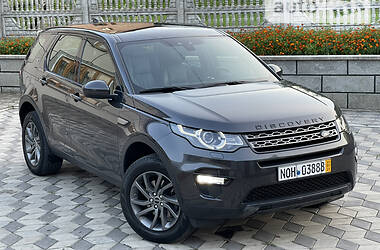Внедорожник / Кроссовер Land Rover Discovery Sport 2018 в Черновцах