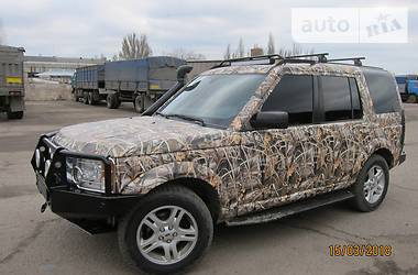 Land Rover Discovery 2007 в Херсоне