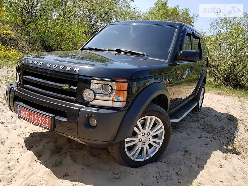 Land Rover Discovery 2007 в Києві