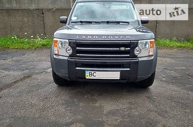 Land Rover Discovery 2007 в Львове