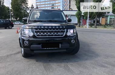 Land Rover Discovery 2016 в Киеве