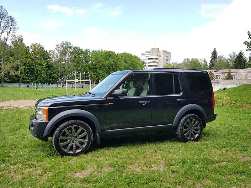 Позашляховик / Кросовер Land Rover Discovery 2005 в Вінниці