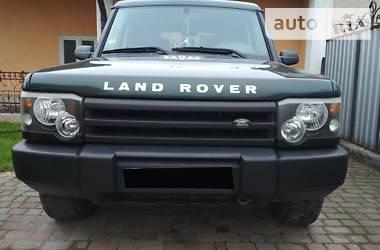 Land Rover Discovery 2003 в Самборі