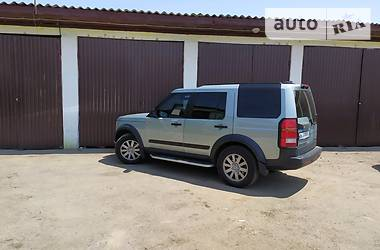 Land Rover Discovery 2006 в Измаиле