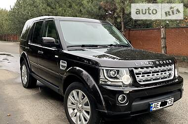 Land Rover Discovery 2013 в Днепре