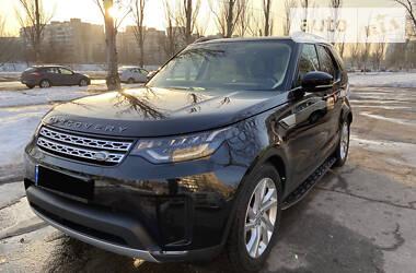 Внедорожник / Кроссовер Land Rover Discovery 2018 в Киеве