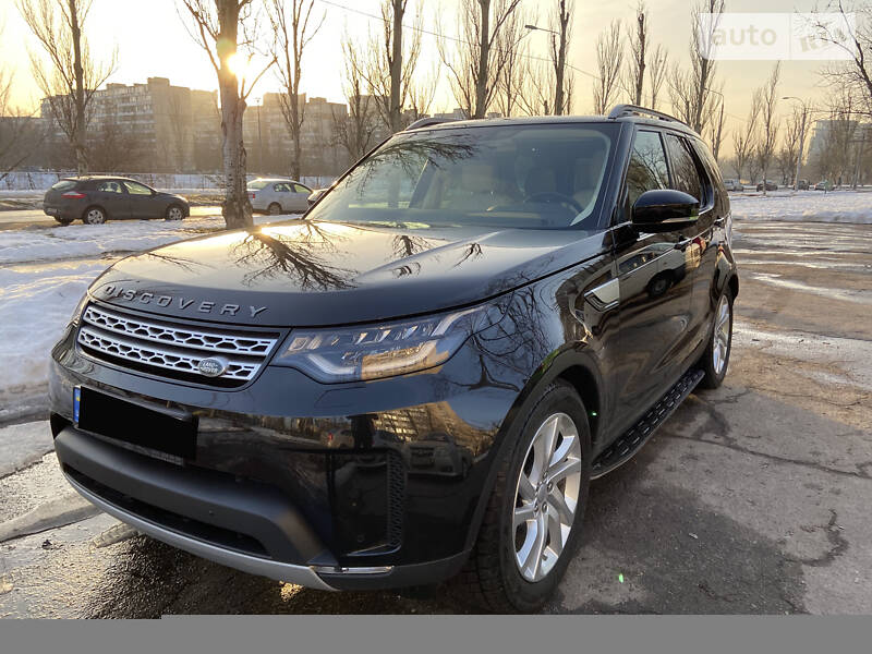 Позашляховик / Кросовер Land Rover Discovery 2018 в Києві