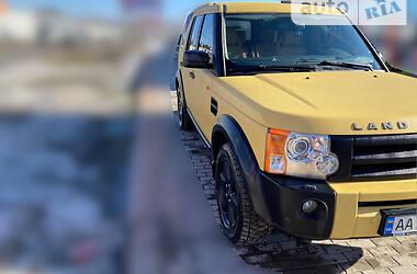 Позашляховик / Кросовер Land Rover Discovery 2005 в Києві