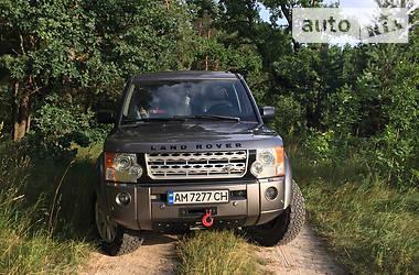 Внедорожник / Кроссовер Land Rover Discovery 2008 в Житомире