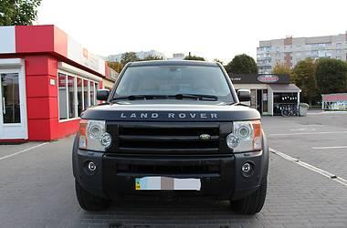 Внедорожник / Кроссовер Land Rover Discovery 2008 в Луцке