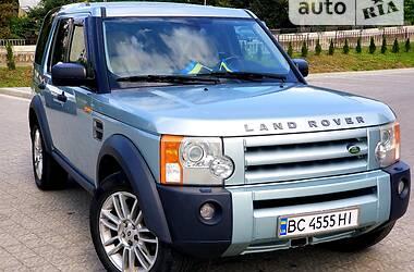 Внедорожник / Кроссовер Land Rover Discovery 2007 в Бориславе