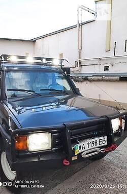 Внедорожник / Кроссовер Land Rover Discovery 1995 в Николаеве