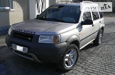 Land Rover Freelander 2000 в Черновцах