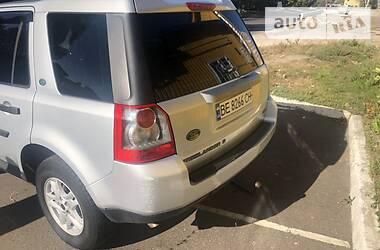 Land Rover Freelander 2008 в Умани