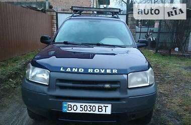 Внедорожник / Кроссовер Land Rover Freelander 2001 в Кременце