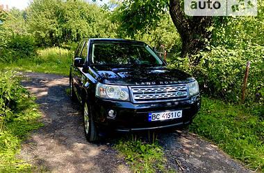 Внедорожник / Кроссовер Land Rover Freelander 2011 в Львове