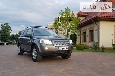 Внедорожник / Кроссовер Land Rover Freelander 2007 в Ивано-Франковске