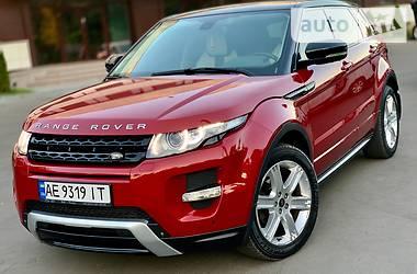 Land Rover Range Rover Evoque 2013 в Днепре