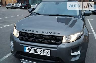 Land Rover Range Rover Evoque 2015 в Киеве