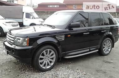 Land Rover Range Rover Sport 2008 в Кропивницком