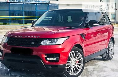 Land Rover Range Rover Sport 3.0   2014