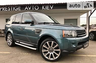 Land Rover Range Rover Sport 2011 в Киеве