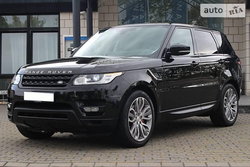 Land Rover Range Rover Sport 2015 года в Киеве