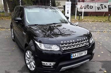 Land Rover Range Rover Sport 2015 в Киеве