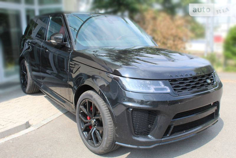 Land Rover Range Rover Sport 2018 года в Киеве